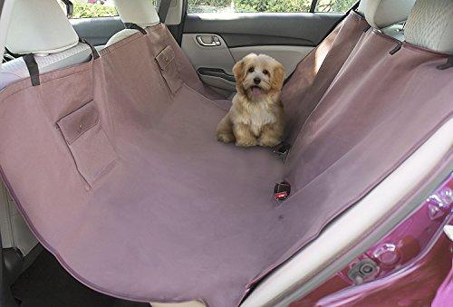 MEGALOVEMART Hammock Style Waterproof Dog Car Seat Cover for Trucks, SUV, Family Van, Sedan