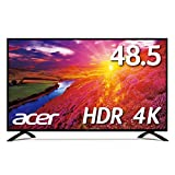 Acer モニター ディスプレイ ET430Kwmiiqppx 43インチ/IPS/4K/HDMI2.0x2・DP・MiniDP/HDR Ready対応