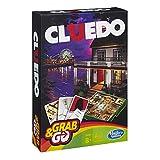 Hasbro Gaming Gaming Travel Cluedo Viaje (Versión Española) (Hasbro Spain...
