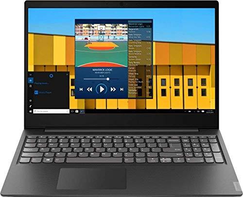 "2019 Lenovo IdeaPad S145 15.6"" Laptop Computer: AMD Core A6-9225 up to 3.0GHz, 4GB DDR4 RAM, 500GB HDD, 802.11AC WiFi, Bluetooth 4.2, USB 3.1, HDMI, Black Texture, Windows 10 Home"
