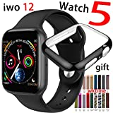 Iwo 12 13 14 Smartwatch Smart for Apple Watch 5 4 3 2 I Clock Ip68 Iwo Max Plus GPS Watches App iPhone iOS Aplle Xwatch