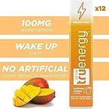 Tru Energy Shot, Natural Extra Strength Energy Shots, Wake Up Blend with B-Vitamins (12 Shots)