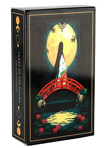 KOOLIFE Tarot of The Divine Tarot Card Decks Popular Fortune...