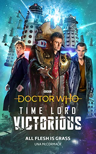Doctor Who: All Flesh is Grass: Time Lord Victorious (Doctor Who: Time Lord Victorious) (Hardcover)