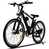 Hicient Electric Bike Electric Bicycle for Adult 26'' Electric Mountain Bike 250W Ebike 21 Speed...