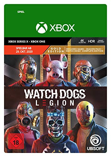 Watch Dogs Legion Gold - Uncut | Xbox - Download Code