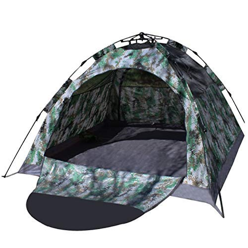 IRIS 6 Person Automatic Hydraulic Family Tents, Waterproof Backpacking Tents for Outdoor Sports...