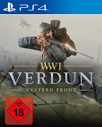 VERDUN - WWI - Western Front - [PlayStation 4]