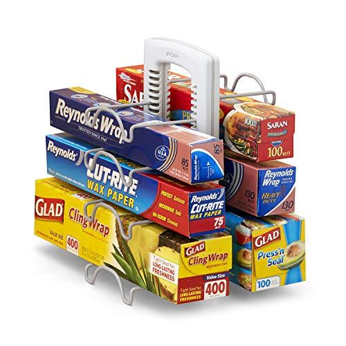 YouCopia WrapStand Kitchen Wrap Box Organizer, One Size, New...