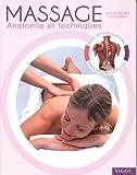 Massage : Anatomie et techniques