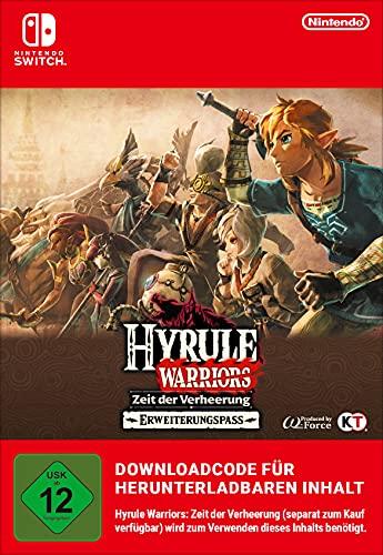 Hyrule Warriors: Zeit der Verheerung Erweiterungspass | Nintendo Switch - Download Code