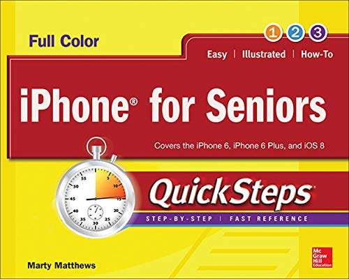 iPhone for Seniors QuickSteps