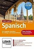First Class Sprachkurs Spanisch 15.0