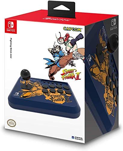Hori - Fighting Stick Mini, Edición Street Fighter II Chun-Li...