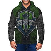 100% Polyester Suitable For Spring, Autumn, Winter, Outdoor, Daily, Casual, Club, Sports. Pair With Jeans,Leggings,Pants And Any Outwear.This Hoodie Is A Must Have For Morning Walks And Cooler Nights. Machine Wash / Hand Wash,Don'T Bleach. Fantastic ...