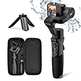 3axis Gimbal Stabilizer for GoPro Action Camera Handheld Pro Gimbal Tripod Stick with Motion...