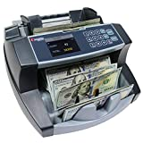 Cassida 6600 Money Counter UV Counterfeit Detection Bill Counter Mixed Denomination Machine Business Grade Currency Counter