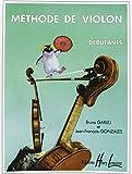 Méthode de violon Volume 1