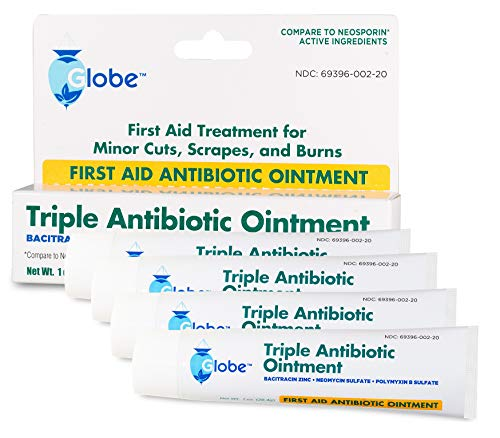 Triple Antibiotic First Aid Ointment, 1 oz (4-Pack)