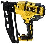 DEWALT 20V MAX Finish Nailer, Angled, 16GA, Tool Only (DCN660B)