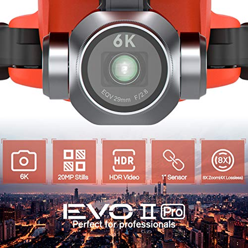 Product Image 3: Autel Robotics EVO 2 Pro Drone 6K HDR Video for Professionals Rugged Bundle with $498 Value Accessories Kit (2021 Newest Ver.)