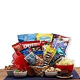 Snacks for All Gift Basket