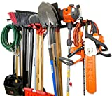 StoreYourBoard Tool Storage Rack, Max, Wall Mount Tools Home and Garage Storage System, Steel Gear Hanger