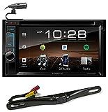 Kenwood DDX375BT 6.2' in-Dash Car DVD Bluetooth Receiver Monitor+Back-up Camera