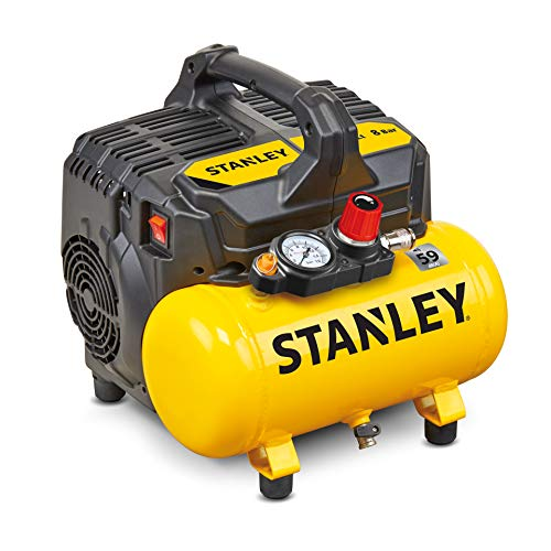 Stanley DST 100/8/6 Compresseur silencieux 59 dB, B2BE104STN703