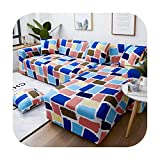VACHE Sofa Cover Elastic Couch Cover Sectional Chair Cover It Needs Order 2Pieces Sofa Cover If Your Sofa is Corner L Shape Sofa-Color22-1Seater and 2 Seater
