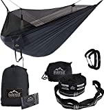 Everest Double Camping Hammock with...
