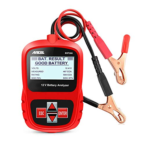 Best Car Battery Testers Black Friday Cyber Monday deals 2020
