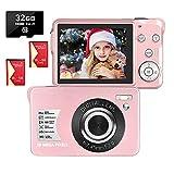 Appareil Photo Numérique 2,7 Pouces 1080P 30 Mégapixels HD Appareil Photo...