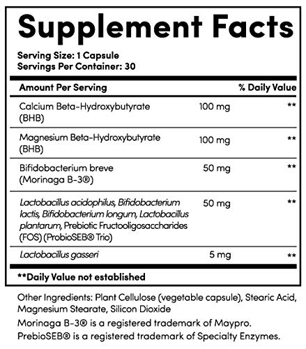 Nucific® Advanced Slimming Probiotic™, 30 Day Supply 2