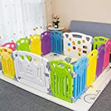 Baby Playpen Kids Activity Centre Safety Play Yard Home Indoor...