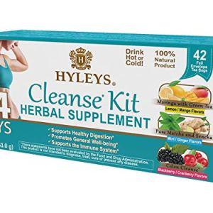 Hyleys Tea 14-Day Detox Kit - 42 Tea Bags 3 - My Weight Loss Today