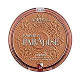 L'Oréal Paris Joli Bronze Terra Make Up Abbronzante Viso in Polvere, Texture Leggera, 03 Amalfi, 18 g