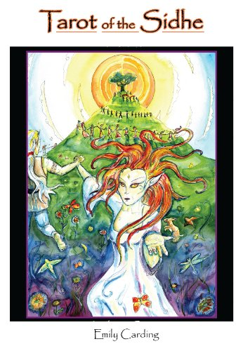 Carding, E: Tarot of the Sidhe