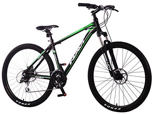 Navi RS500 Hardtail Mountain Bike, Aluminum Alloy Frame,...