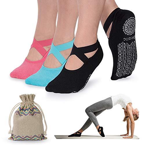 51lIaZDfJ9L - The 7 Best Yoga Socks to Rock Your Poses