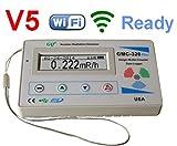 Compteur Geiger GQ GMC-320+V5numérique, enregistreur de données sans fil...