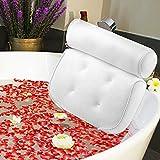 Almohada de Baño,Cojín de Baño,Almohada Bañera de Malla/Spa pillow/Bath pillow/Reposacabezas...