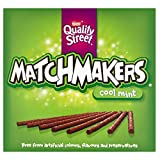 Nestle Nestle Matchmaker Cool Mint - 130g - Pack of 2 Store in cool dry place Delivery from the UK in 7-10 Days Allergen Information Contains Milk