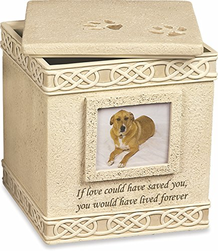 Pet Urn Memorial'If Love Could Have Saved You.' -...
