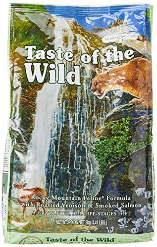 Taste Of The Wild pienso para gatos con Venado asado y Salmon ahumado...