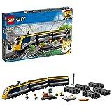 LEGO City Passenger Rc Train Toy, Construction Track Set for Kids