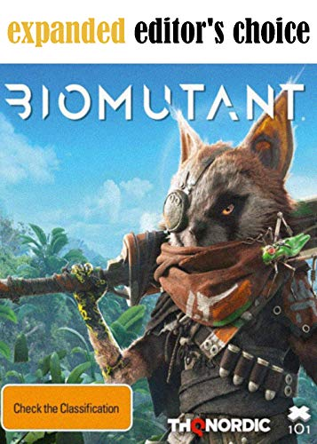 Biomutant - Official Updated Guide and Walkthrough - Final Complete Cheats, Hack, Tips, Tricks (English Edition)