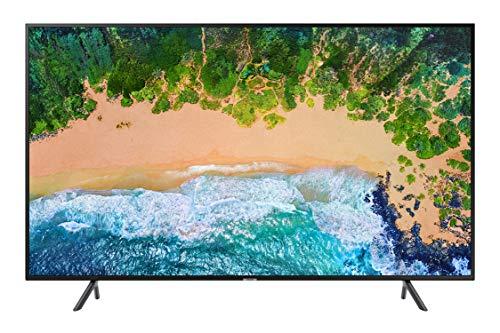 Samsung NU7179 189 cm (75 Zoll) LED Fernseher (Ultra HD, HDR, Triple Tuner, Smart TV) [Modelljahr 2018]