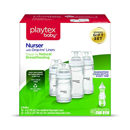 4. Playtex Baby Nurser Baby Bottle