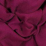 Organic Cotton Heavy Thermal Fabric -...